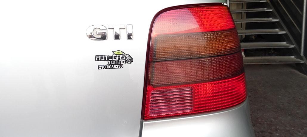 AutoGas Tuning VW Golf 20VT AEB