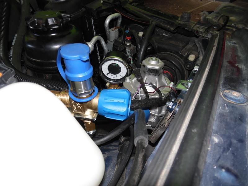 BMW Compressor 520 - CNG -AEB!