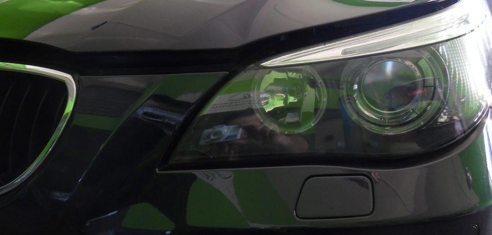 Autogastuning - BMW V6 - AEB