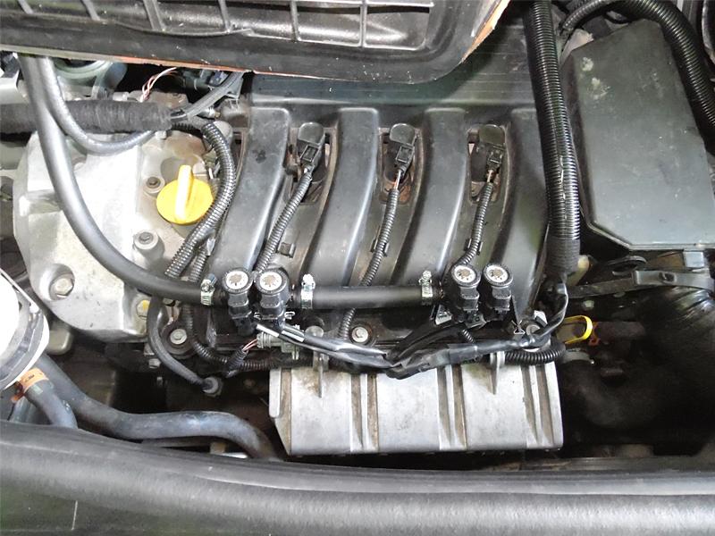 AutoGas Tuning Nissan Primastar