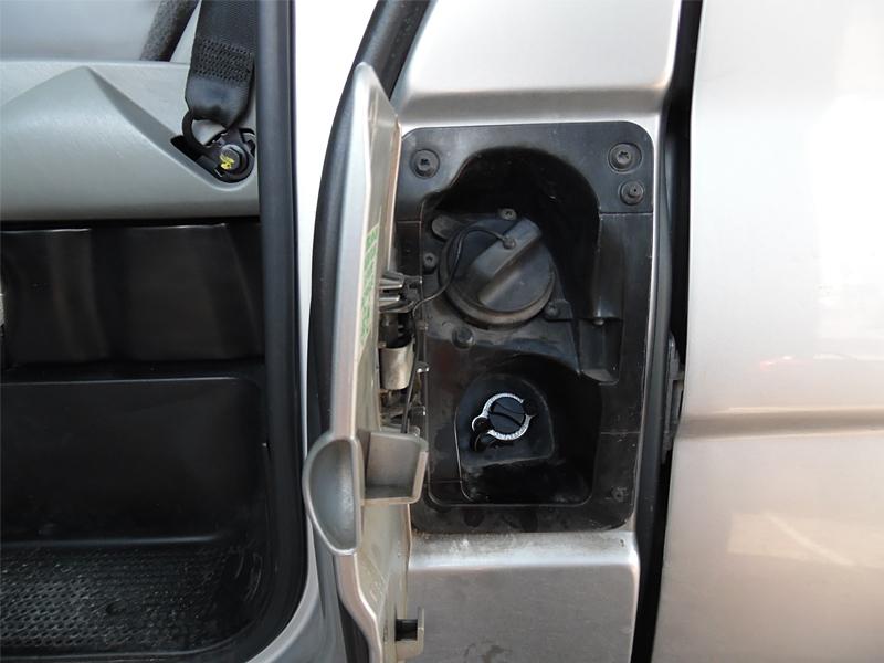 AutoGas Tuning Nissan Primastar Lovato