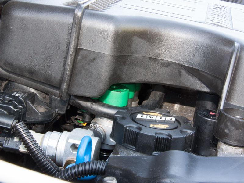 Fiat Punto CNG Zavoli