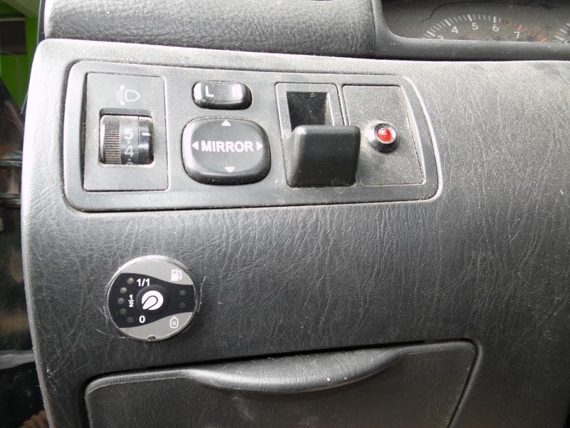 Toyota Corolla CNG Lovato EXR Premium