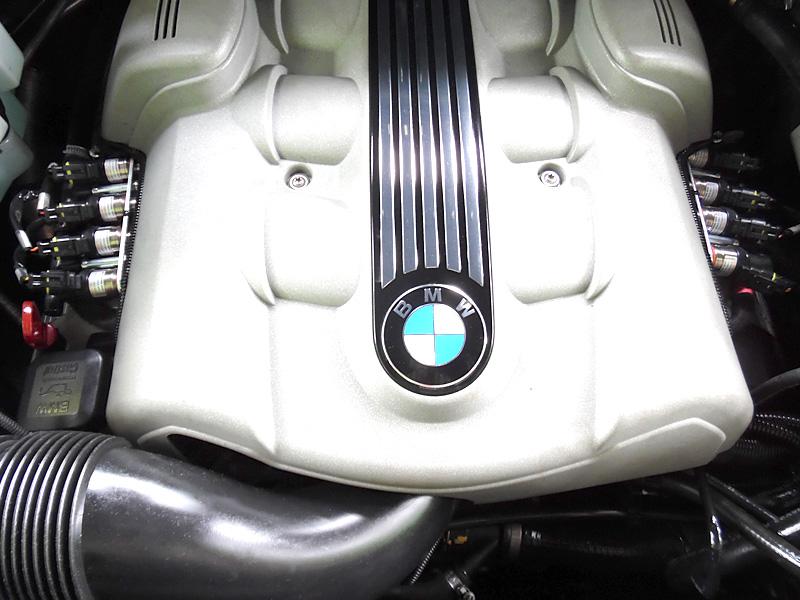 AutoGas Tuning BMW 4600cc IS AEB
