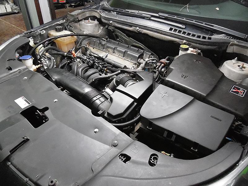 AutoGas Tuning Citroen C5 Landirenzo