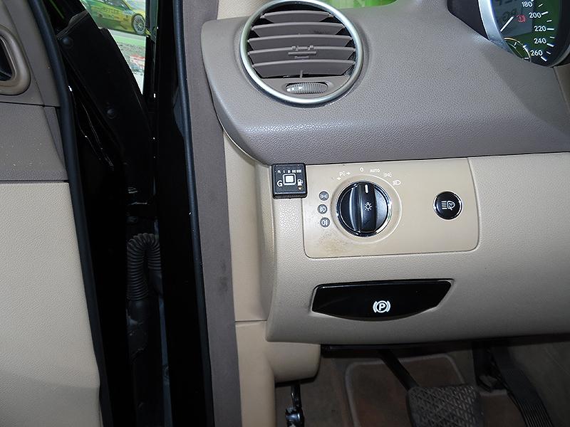 AutoGas Tuning Mercedes ML350 AEB