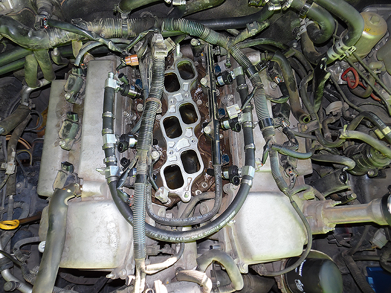 AutoGas Tuning Toyota Land Cruiser AEB