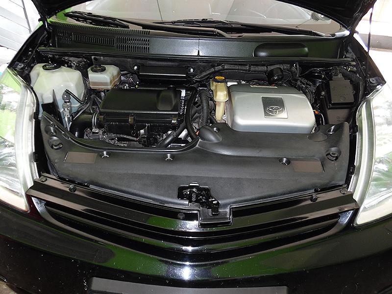 AutoGas Tuning Toyota Prius Hybrid Landirenzo