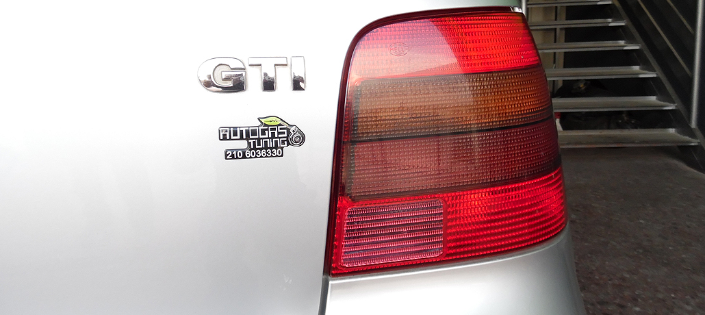 AutoGas Tuning VW Golf 20VT AEB