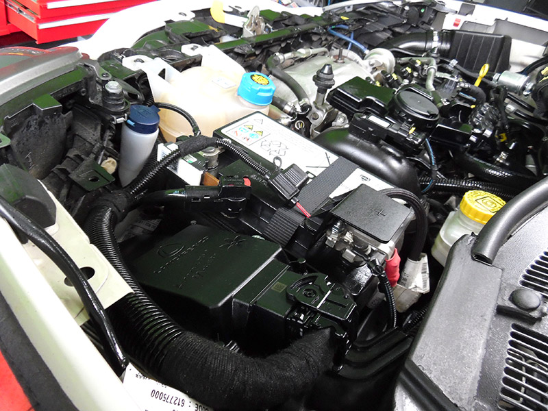 Autogas Tuning Alfa Romeo Mito Landirenzo Ηλεκτρονική Μονάδα