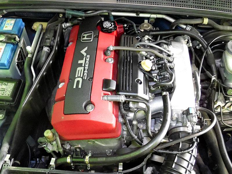 Autogas Tuning  HONDA S2000-Landirenzo  Έτοιμο για Προγραμματισμό