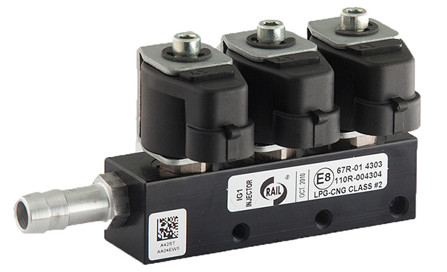 Autogas Tuning LPG Rail Injectors