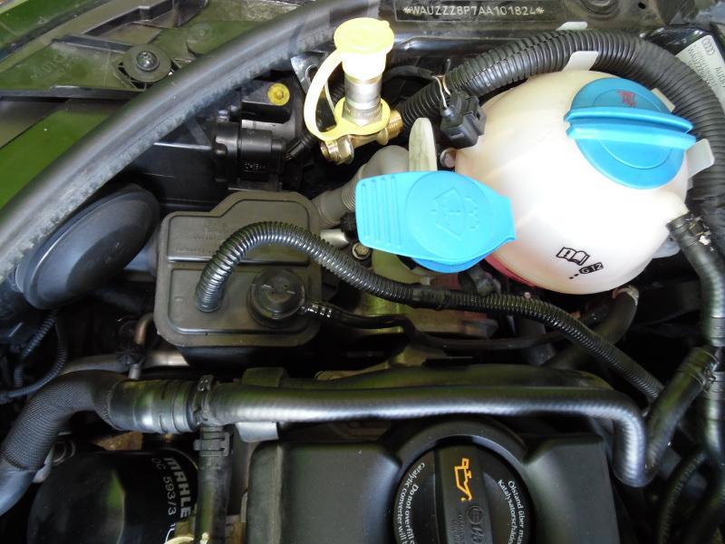 Autogas Tuning Audi A3 TFSI - CNG -Zavoli!