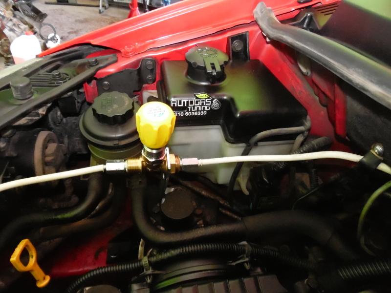 Autogas Tuning Hyundai Getz - CNG -Zavoli!