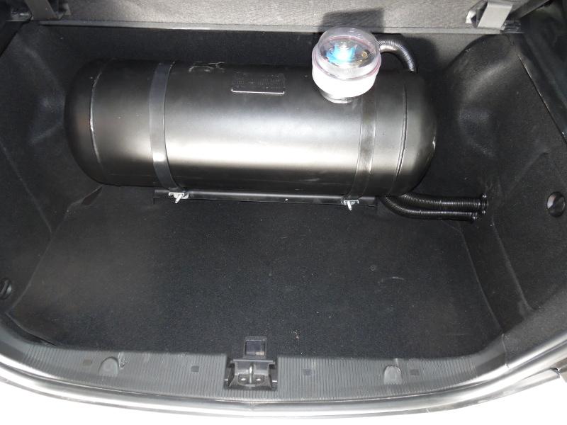 Autogas Tuning MERCEDES CLC 200 Kompressor - LPG - LOVATO!