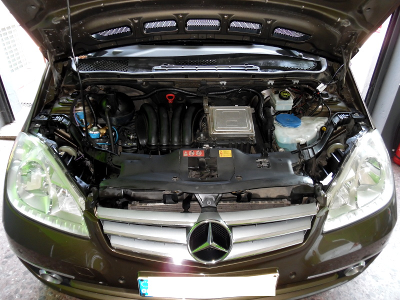 mercedes cng programming
