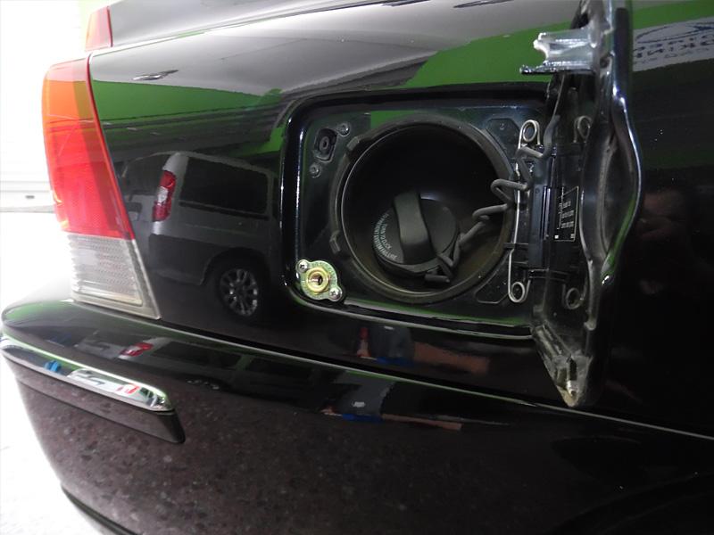 AutoGas Tuning Volvo S6 AEB