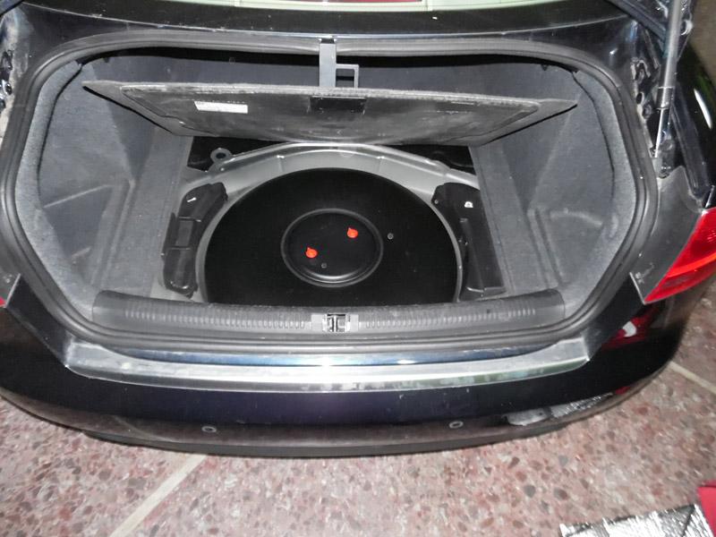 AutoGas Tuning Audi A4 1.8 Turbo Landirenzo