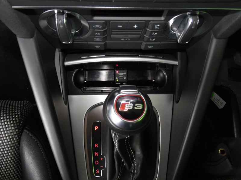 Audi S3 με σύστημα Zavoli & 50 λίτρα δεξαμενή