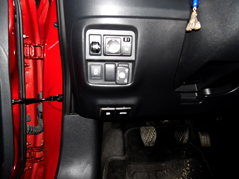 Nissan Juke 1600cc με 8 μπεκ βενζίνης και σύστημα Lovato