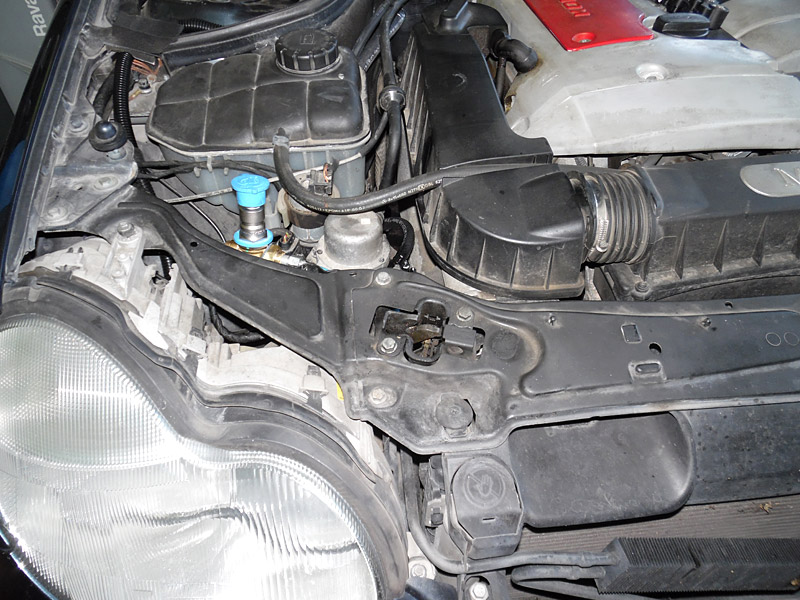 AutoGas Tuning Mercedes C200K με Lovato EXR